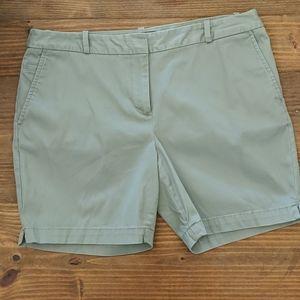 TALBOTS Chino Shorts